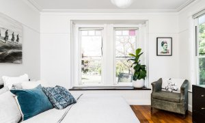 Charlottes Web - Byron Bay - Master Bedroom d