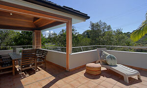 Clarkes Beach Villa - Outdoor Dining