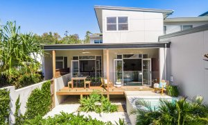 Clique 1 - Byron Bay - Front of Property