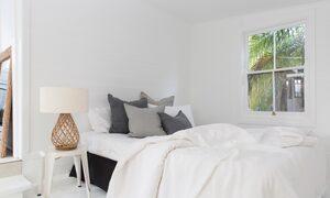 Collective Retreat - Bangalow - studio bedroom