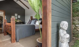 Eastern Rise Studio - Byron Bay Hinterland - Master Bedroom-2a