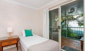 Heathers Hideaway - Byron Bay - Bedroom 2 b