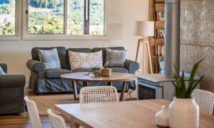 Hinterland Harmony - Dining to sitting room view