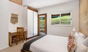 Hinterland Harmony - first queen bedroom main House