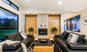 Broken Ridge - Living Room