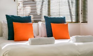 Apartment 1 Surfside - Bedroom
