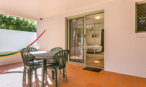 Apartment 1 Surfside - Outdoor Setting