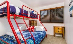Apartment 1 Surfside - Bunk Beds