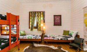 Bangalow Bungalow - Twin Bedroom & Bunk Beds