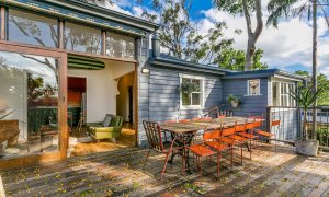Bangalow Bungalow - Outdoor Dining