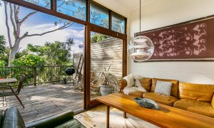 Bangalow Bungalow - Living Room