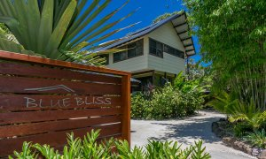 Blue Bliss - Bombora House - Exterior Details