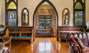 The Old Church - Indoor Setting