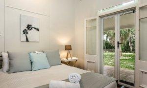Byron Creek Homestead - Bedroom