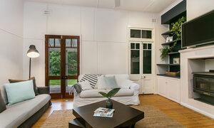 Byron Creek Homestead - Living Room