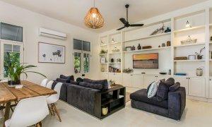 Byron Creek House - Living Area & Dining