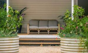 Byron Creek House - Outdoor Setting
