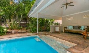 Byron Creek House - Pool Area