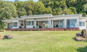 Jali Burugar - Byron Bay - Front of the House