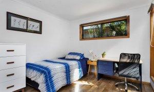 Jannah - Lennox Head - Bedroom 3 and study