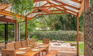 Julian Rocks House - Byron Bay - Outdoor Dining c