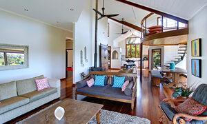 Kamala - Living Area