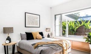 Kaylani Cove - Byron Bay - Master Bedroom Downstairs c