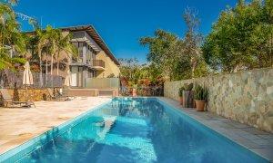 Kiah Beachside - Belongil Beach - Byron Bay - Kiah complex pool area