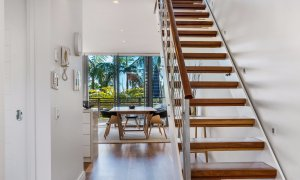 Kiah Beachside - stair case