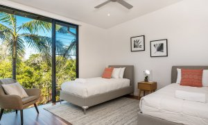 Kiah Beachside - twin bedroom