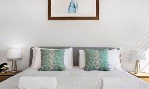 Kiah Beachside - Belongil Beach - Byron Bay - master bedroom