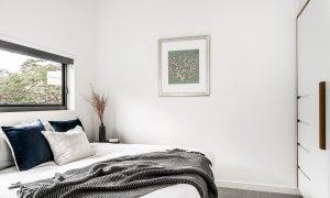 Kokos Beach House 2 - Byron Bay - Bedroom 2 Twin Split as King a