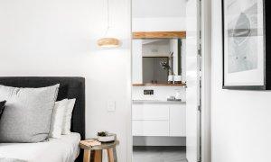 Kokos Beach House 2 - Byron Bay - Master Bedroom Poolside d