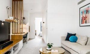Kokos Beach House 2 - Byron Bay - Upstairs lounge