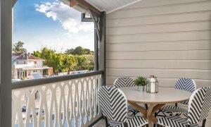 Luxe & Bloom - Brunswick Heads - Balcony b