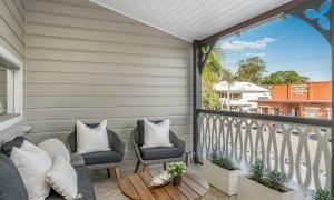 Luxe & Bloom - Brunswick Heads - Balcony
