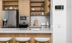 Luxe & Bloom - Brunswick Heads - Kitchen b