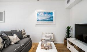Luxe & Bloom - Brunswick Heads - Living Area