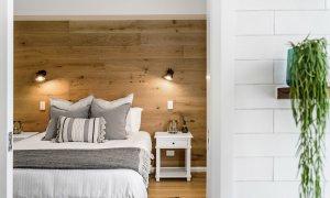 Luxe & Bloom - Brunswick Heads - Master Bedroom c