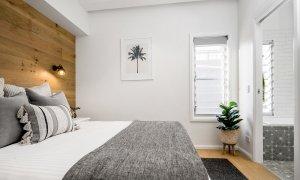 Luxe & Bloom - Brunswick Heads - Master Bedroom e