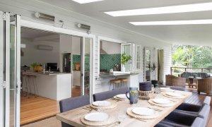 Mahalo House - Byron Bay - Entertaining Deck b