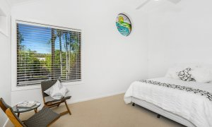 Mango Tree - Byron Bay - Master bedroom