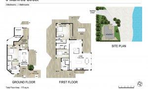 Moonstruck - Byron Bay - Floor Plan