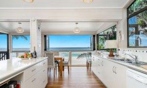 Moonstruck - Byron Bay - Kitchen Towards View