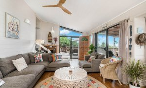 Moonstruck - Byron Bay - Living Area Upstairs