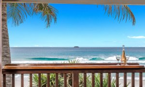 Moonstruck - Byron Bay - View from Upstairs
