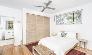 Morning Brew - Byron Bay - Bedroom 2b Toward Bathroom