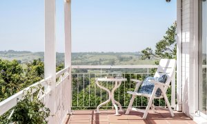 Pacific Ridge - Byron Bay - Balcony with Views