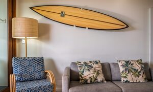 Quiksilver Apartments - The Wreck - surf style