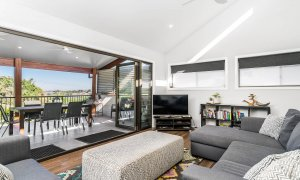 River Links - Lennox Head - 2nd Living to Deck SE